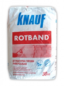 Ротбант КНАУФ штукатурка (30кг)