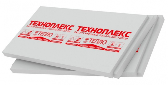 Пенополистирол ТЕХНОПЛЕКС 1180х580х50 (6 шт)