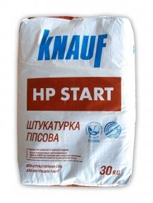 Штукатурка КНАУФ НР-старт гипсовая (30кг)