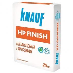 Шпатлевка КНАУФ НР-финиш гипсовая (25кг)